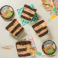 Recipe: Vegan Layered Pint Cake