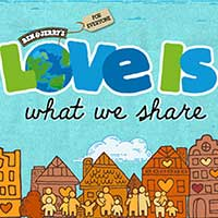 Love Is...What We Share