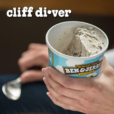 Ben & Jerry's - The Cliff Diver