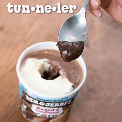 Ben & Jerry's - The Tunneler