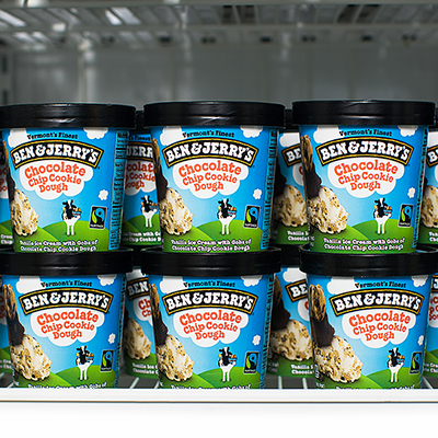 Ben & Jerry's - The Pop-In Always Means Poppin' a Pint