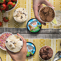Top 8 Ben & Jerry's Flavours of 2020
