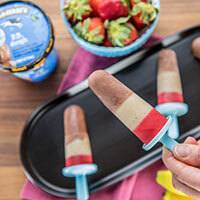 Recipe: Layered Smoothie Pops